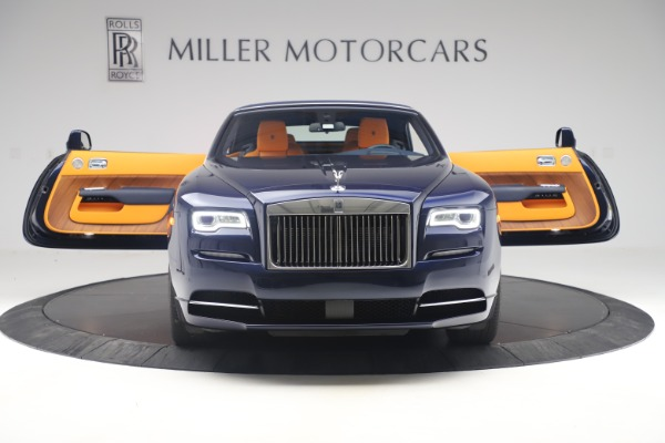 Used 2017 Rolls-Royce Dawn for sale $248,900 at Aston Martin of Greenwich in Greenwich CT 06830 18