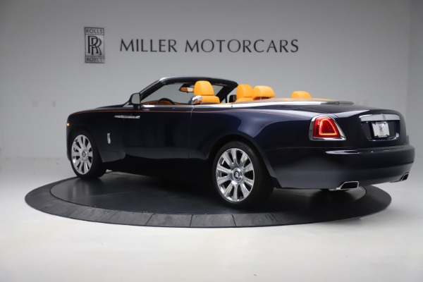 Used 2017 Rolls-Royce Dawn for sale $248,900 at Aston Martin of Greenwich in Greenwich CT 06830 4