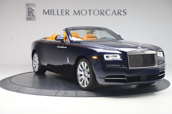 Used 2017 Rolls-Royce Dawn for sale $248,900 at Aston Martin of Greenwich in Greenwich CT 06830 8