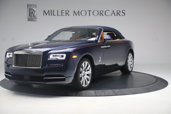 Used 2017 Rolls-Royce Dawn for sale $248,900 at Aston Martin of Greenwich in Greenwich CT 06830 9