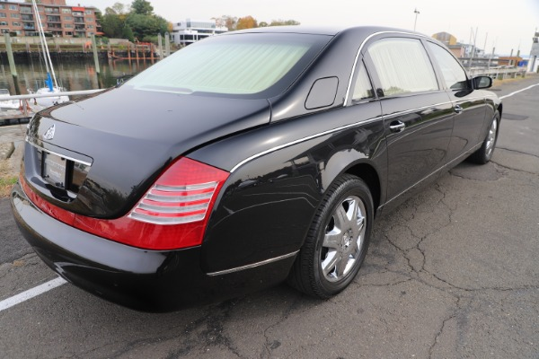 Used 2009 Maybach 62 for sale Sold at Aston Martin of Greenwich in Greenwich CT 06830 10