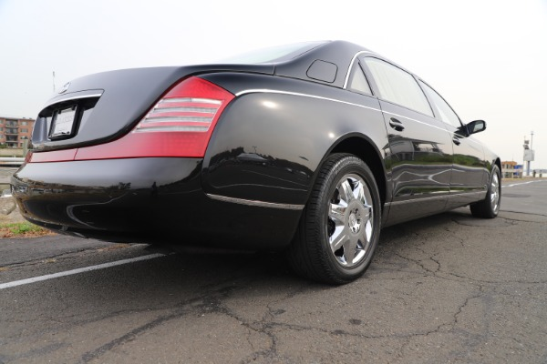 Used 2009 Maybach 62 for sale Sold at Aston Martin of Greenwich in Greenwich CT 06830 11