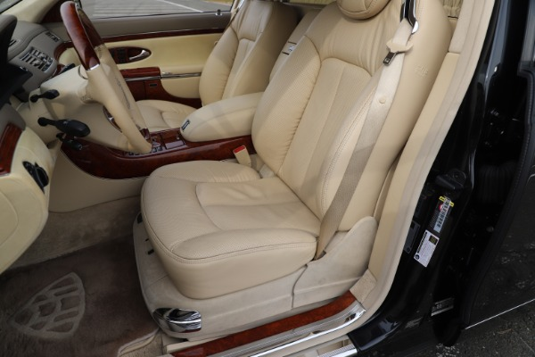 Used 2009 Maybach 62 for sale Sold at Aston Martin of Greenwich in Greenwich CT 06830 15