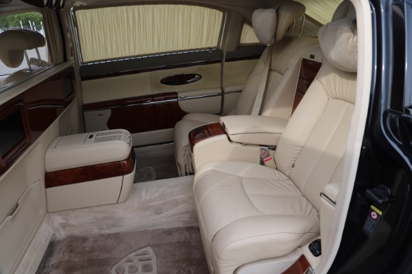 Used 2009 Maybach 62 for sale Sold at Aston Martin of Greenwich in Greenwich CT 06830 19