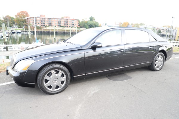 Used 2009 Maybach 62 for sale Sold at Aston Martin of Greenwich in Greenwich CT 06830 2