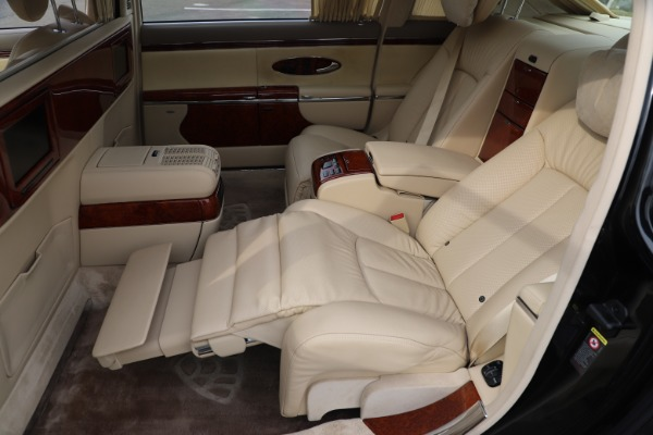 Used 2009 Maybach 62 for sale Sold at Aston Martin of Greenwich in Greenwich CT 06830 20