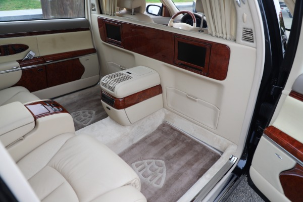 Used 2009 Maybach 62 for sale Sold at Aston Martin of Greenwich in Greenwich CT 06830 23