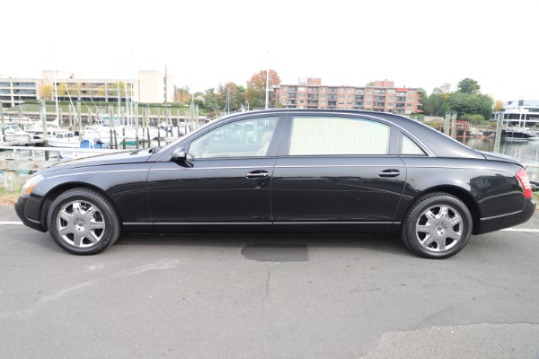 Used 2009 Maybach 62 for sale Sold at Aston Martin of Greenwich in Greenwich CT 06830 3