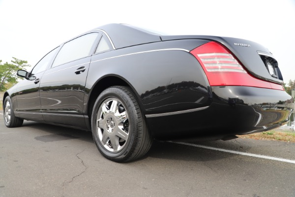 Used 2009 Maybach 62 for sale Sold at Aston Martin of Greenwich in Greenwich CT 06830 6