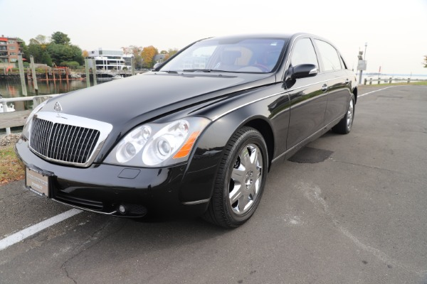 Used 2009 Maybach 62 for sale Sold at Aston Martin of Greenwich in Greenwich CT 06830 7