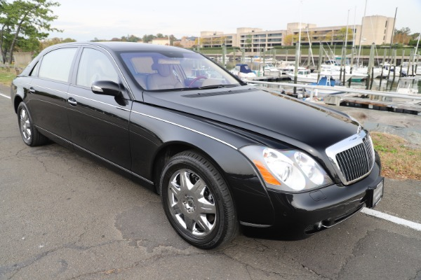 Used 2009 Maybach 62 for sale Sold at Aston Martin of Greenwich in Greenwich CT 06830 8