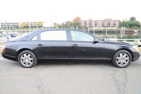 Used 2009 Maybach 62 for sale Sold at Aston Martin of Greenwich in Greenwich CT 06830 9