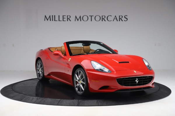 Used 2013 Ferrari California 30 for sale Sold at Aston Martin of Greenwich in Greenwich CT 06830 11