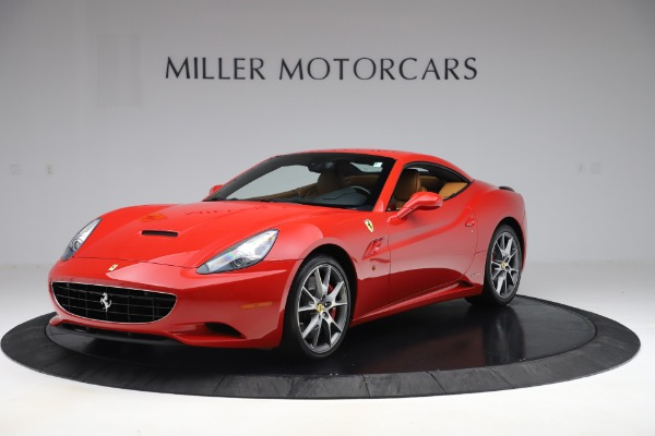 Used 2013 Ferrari California 30 for sale Sold at Aston Martin of Greenwich in Greenwich CT 06830 13
