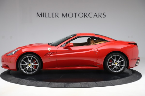 Used 2013 Ferrari California 30 for sale Sold at Aston Martin of Greenwich in Greenwich CT 06830 14