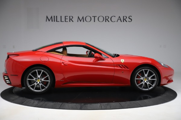Used 2013 Ferrari California 30 for sale Sold at Aston Martin of Greenwich in Greenwich CT 06830 17