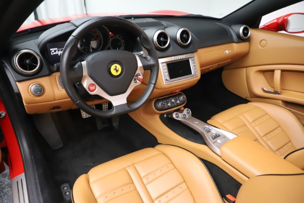 Used 2013 Ferrari California 30 for sale Sold at Aston Martin of Greenwich in Greenwich CT 06830 19