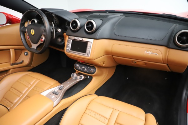 Used 2013 Ferrari California 30 for sale Sold at Aston Martin of Greenwich in Greenwich CT 06830 24