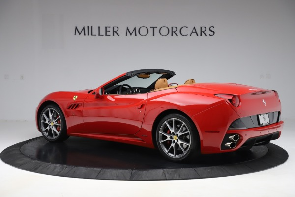 Used 2013 Ferrari California 30 for sale Sold at Aston Martin of Greenwich in Greenwich CT 06830 4