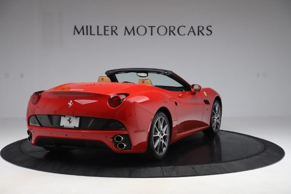 Used 2013 Ferrari California 30 for sale Sold at Aston Martin of Greenwich in Greenwich CT 06830 7