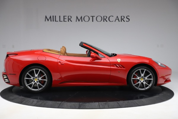 Used 2013 Ferrari California 30 for sale Sold at Aston Martin of Greenwich in Greenwich CT 06830 9