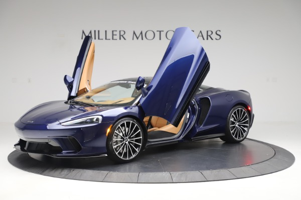 New 2020 McLaren GT Luxe for sale Sold at Aston Martin of Greenwich in Greenwich CT 06830 10