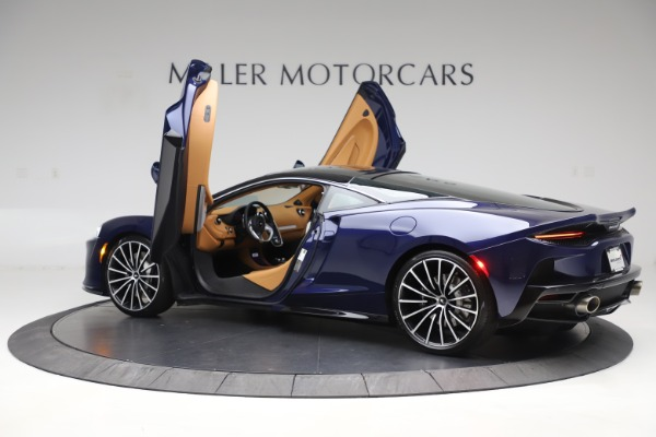 New 2020 McLaren GT Luxe for sale Sold at Aston Martin of Greenwich in Greenwich CT 06830 11