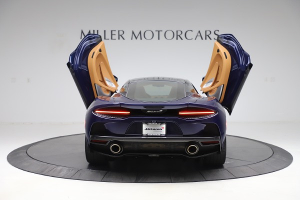 New 2020 McLaren GT Luxe for sale Sold at Aston Martin of Greenwich in Greenwich CT 06830 12