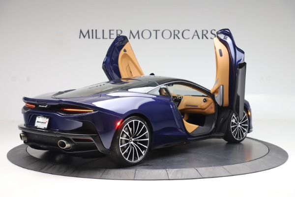 New 2020 McLaren GT Luxe for sale Sold at Aston Martin of Greenwich in Greenwich CT 06830 13