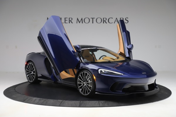 New 2020 McLaren GT Luxe for sale Sold at Aston Martin of Greenwich in Greenwich CT 06830 14