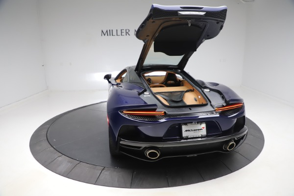 New 2020 McLaren GT Luxe for sale Sold at Aston Martin of Greenwich in Greenwich CT 06830 15