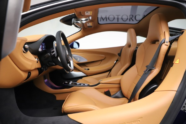 New 2020 McLaren GT Luxe for sale Sold at Aston Martin of Greenwich in Greenwich CT 06830 19