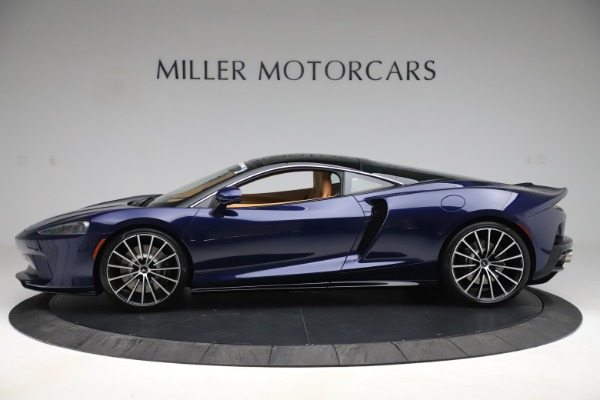 New 2020 McLaren GT Luxe for sale Sold at Aston Martin of Greenwich in Greenwich CT 06830 2