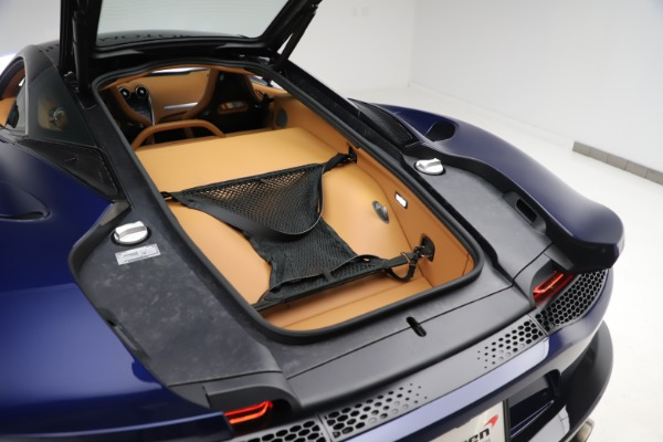 New 2020 McLaren GT Luxe for sale Sold at Aston Martin of Greenwich in Greenwich CT 06830 21