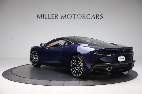 New 2020 McLaren GT Luxe for sale Sold at Aston Martin of Greenwich in Greenwich CT 06830 3