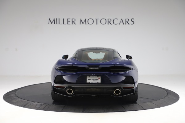 New 2020 McLaren GT Luxe for sale Sold at Aston Martin of Greenwich in Greenwich CT 06830 4