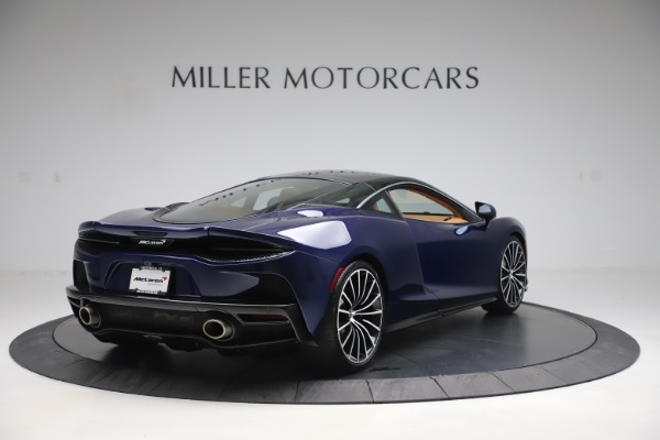 New 2020 McLaren GT Luxe for sale Sold at Aston Martin of Greenwich in Greenwich CT 06830 5