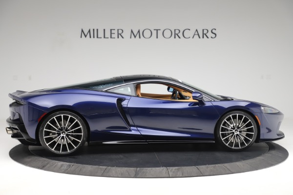 New 2020 McLaren GT Luxe for sale Sold at Aston Martin of Greenwich in Greenwich CT 06830 6