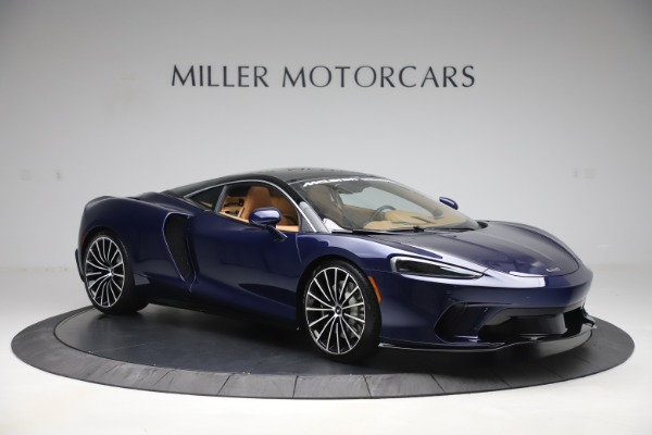 New 2020 McLaren GT Luxe for sale Sold at Aston Martin of Greenwich in Greenwich CT 06830 7