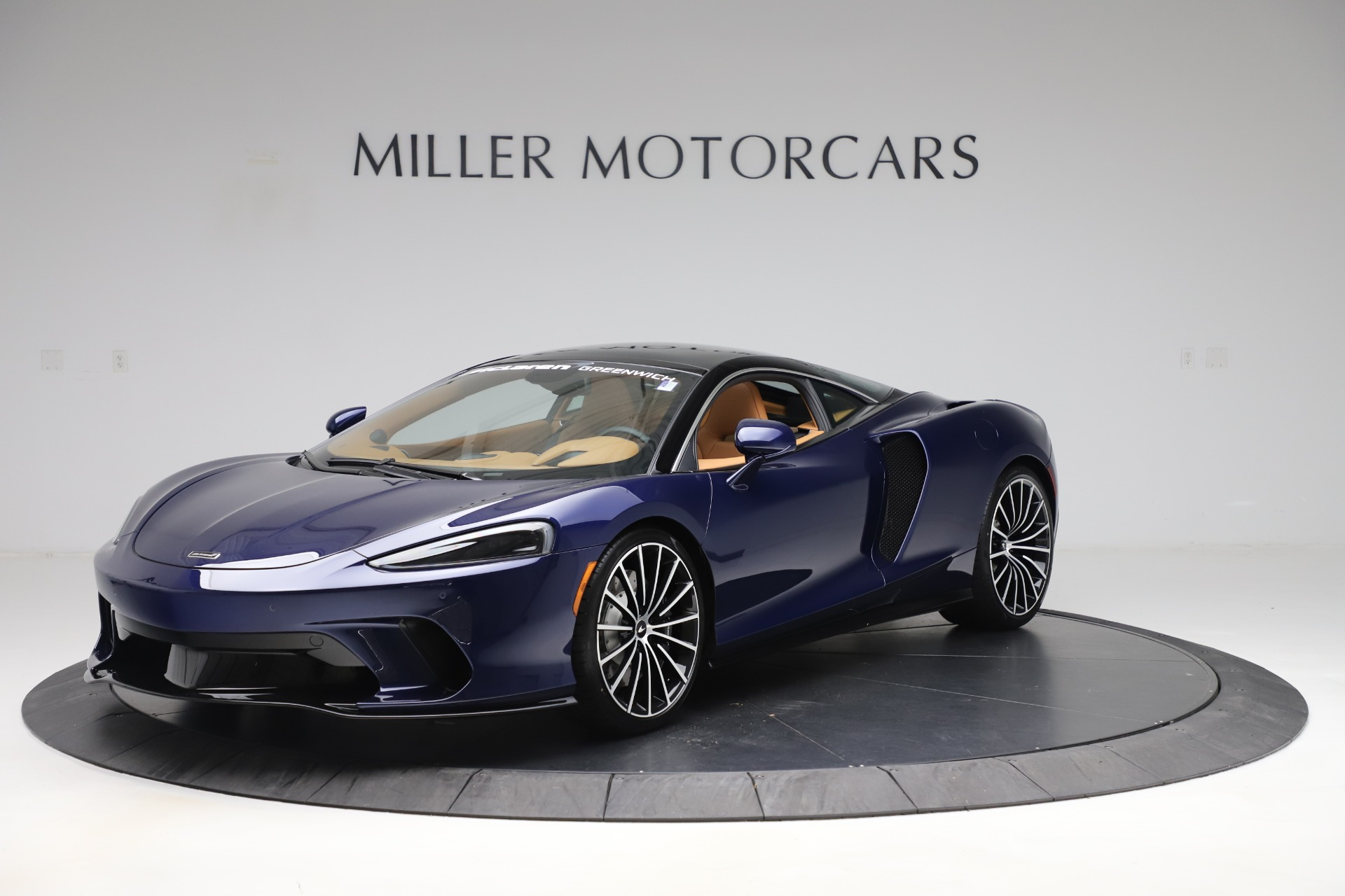 New 2020 McLaren GT Luxe for sale Sold at Aston Martin of Greenwich in Greenwich CT 06830 1