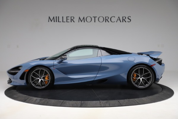 New 2020 McLaren 720S Spider Convertible for sale Sold at Aston Martin of Greenwich in Greenwich CT 06830 17