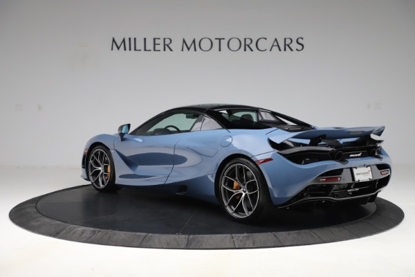 New 2020 McLaren 720S Spider Convertible for sale Sold at Aston Martin of Greenwich in Greenwich CT 06830 18