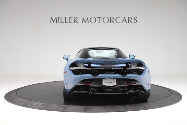 New 2020 McLaren 720S Spider Convertible for sale Sold at Aston Martin of Greenwich in Greenwich CT 06830 19