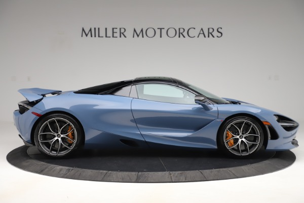 New 2020 McLaren 720S Spider Convertible for sale Sold at Aston Martin of Greenwich in Greenwich CT 06830 21