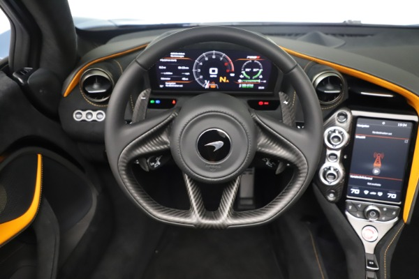New 2020 McLaren 720S Spider Convertible for sale Sold at Aston Martin of Greenwich in Greenwich CT 06830 28