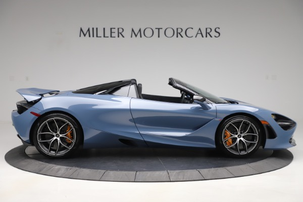 New 2020 McLaren 720S Spider Convertible for sale Sold at Aston Martin of Greenwich in Greenwich CT 06830 6