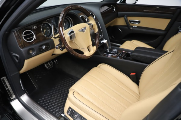 Used 2016 Bentley Flying Spur V8 for sale Call for price at Aston Martin of Greenwich in Greenwich CT 06830 18