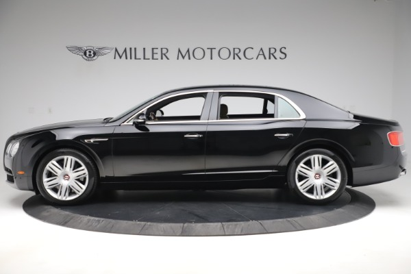Used 2016 Bentley Flying Spur V8 for sale Call for price at Aston Martin of Greenwich in Greenwich CT 06830 3