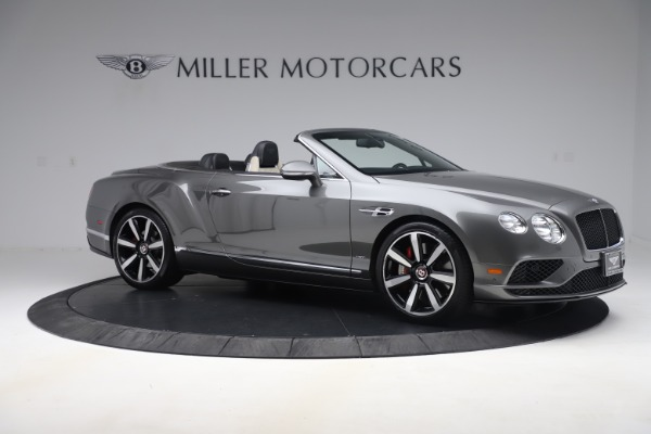 Used 2016 Bentley Continental GTC V8 S for sale $139,900 at Aston Martin of Greenwich in Greenwich CT 06830 10