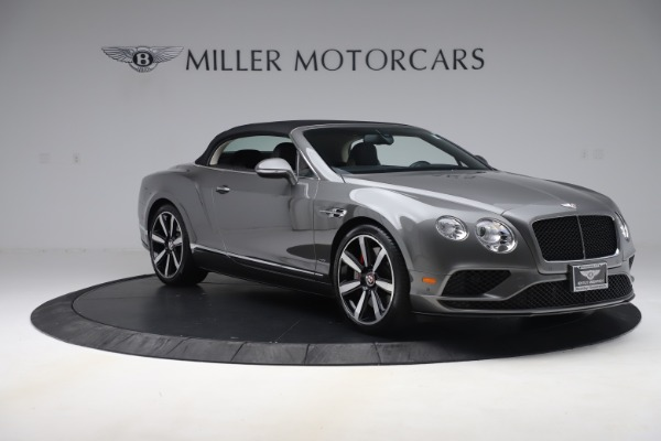 Used 2016 Bentley Continental GTC V8 S for sale $139,900 at Aston Martin of Greenwich in Greenwich CT 06830 18